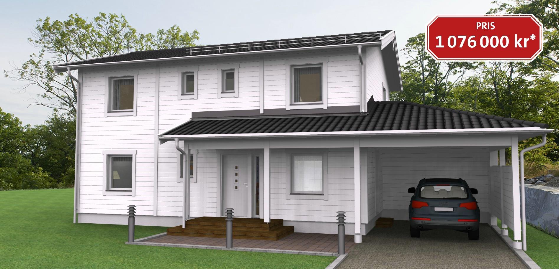 Experter på att bygga hus billigt   nytt hus till låg kostnad